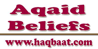 Aqaid-beliefs